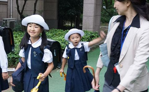 児童・生徒の活動 | 聖心女子学院